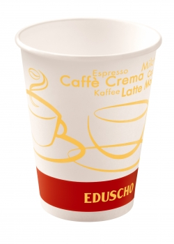 EDUSCHO To Go Becher - 300ml á 1.000 Stk.