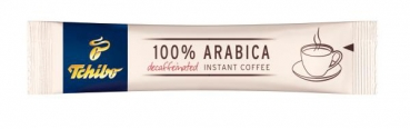 Tchibo Café Select Sticks Decaf, Instant - 500x1,8g